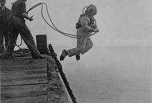Historical divers