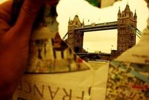 London <3 / by Teia Lima