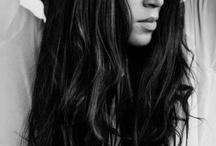 cabellos / by Katherine Vargas Gonzalez