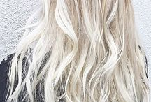 ICE BLOND HAIR ❄️