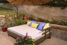 diy how to's / Build indoor or outdoor  furnishings. / by Yolanda Reyes