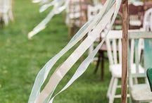 Wedding {ribbons}