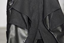 layers, folds, draping