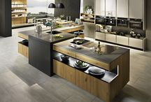 Vestier / Cocina madera