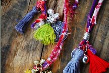 Tassel and fringe