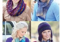 Hats, Mitts, Scarves, and Accessories / Patterns available from Country Yarns