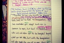 Verse Mapping & More: Deeper in the Word / #VerseMapClub