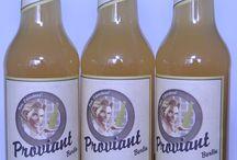 Apfelsaft -naturtrüb von Proviant
