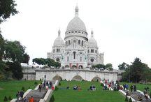 einen Tag in Paris zu Fuß und per Bus