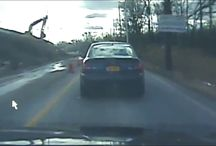 Viral Video - VIDEO - Police Chase Ends With Crash