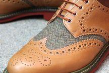 Men's shoe designs  / by Shazad Hussain