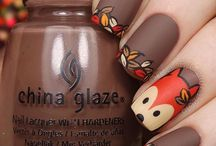 nail colours and design