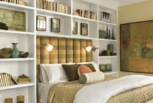 Master bedrooms and closers