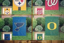 New Products / We're adding new decorative products for your favorite college & pro sports teams! Show the love!