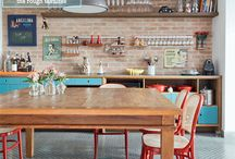 Kitchens / by Thea Rossouw