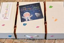 #boxideas / Our love of craft play combined with our respect for the environment inspired us to use boxes that encourage creativity and will stand up to a lot of play. On this board, find some ways our kids use their boxes for pretend travel and dress-up storage.