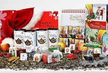 Christmas Range / Board of our Christmas Range, perfect for getting you in the festive spirit