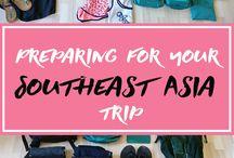 Asien backpacka