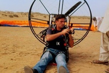 Paramotoring / by Karachi Gliding Club