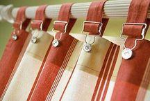 шторы и крепежи