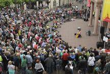 Donnerstag, 29. Mai 2014 / Internationales Straßentheaterfestival tête-à-tête