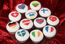 Eurovision Party Food / Hello Europe! The Eurovision Song Contest is always a great excuse to kick back and try something a little unusual, so we're showing off some of our favourite recipes and Eurovision party food ideas from around the continent - and especially from host country Austria.