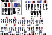 capsuale wardrobe