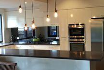Kitchens / Mint kitchens by mod