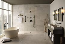 Fabulous Freestanding Tub Filler Faucets / A gorgeous freestanding bathtub deserves a fabulous faucet.