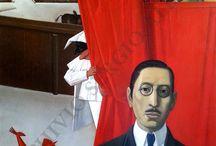 Opere / Raccolta di opere ad olio del M° Sergio Albano (1939-2008)
