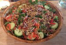 Cookbook - Salads! / by Lisa Vande Lune