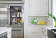 Refrigerator ideas / by Dana Chastang