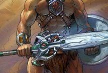 Masters of the Universe 200X / Leider stark unterschätzt! Der Style dieser MOTU Serie ist und bleibt Richtungsweisend!!