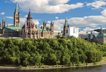 Canada / Join us by rail, cruise or land to visit our neighbors to the north...Canada