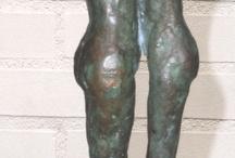 Mijn bronzen beeldjes