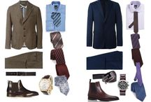 For men / Suits and accessories