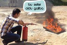 Yangın Tatbikatı / Yangın var, yangın var! Biz yanıyoruz, korkmayın a dostlar tatbikat yapıyoruz.… Orya Park'ta gerçekçi bir tatbikat ile yangına karşı önlem alındı!  #yangin #tatbikat #oryapark