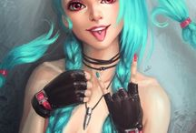 Jinx ( league od Legends )