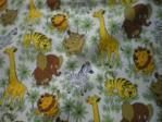 Kids Animal Print Fabrics / On the wild side for kids