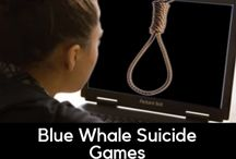 blue Whale Game / All About Blue Whale Game