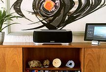 Musaic in the home / Musaic set up and playing tunes around the home! #MyMusaic