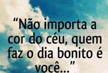 ➪ Citações   / by Rosana
