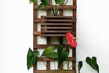 ideias em madeira