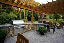 Outdoor Spaces!