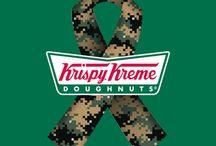 Krispy Kreme through the years