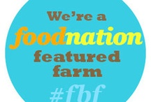 Featured Farm Friday / Foodnation's selection of featured farms from the UK's alternative farming community #featuredfarmfriday @food_nation