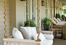 swings on verandah