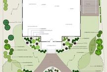 Landscape Designs / Example landscape designs created via SmartDraw. / by SmartDraw