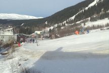 Åre, Sweden skiing