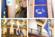 Comision Europea en Barcelona